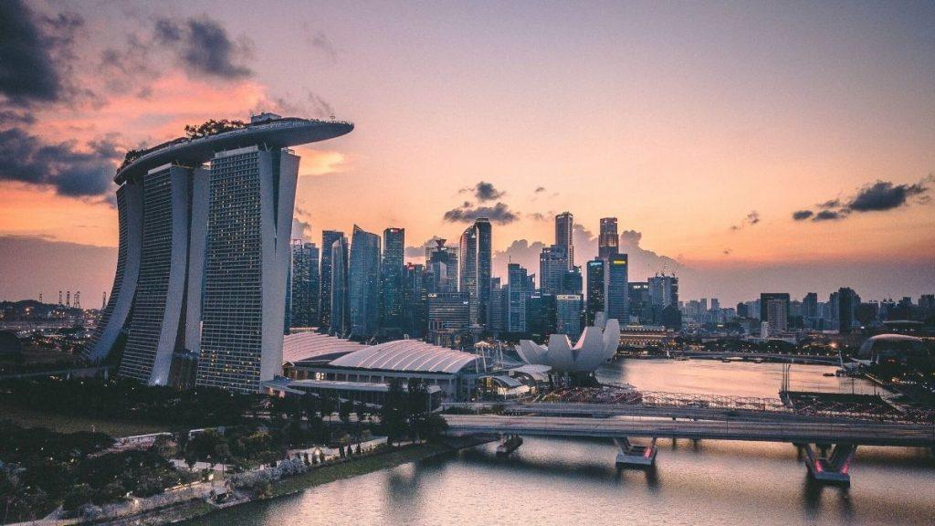 Singapore Instagram captions