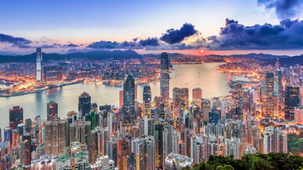 Hong Kong Instagram captions