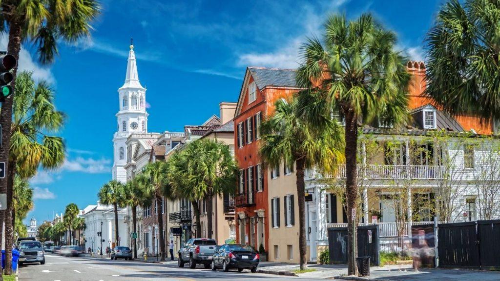 Charleston, South Carolina Instagram captions