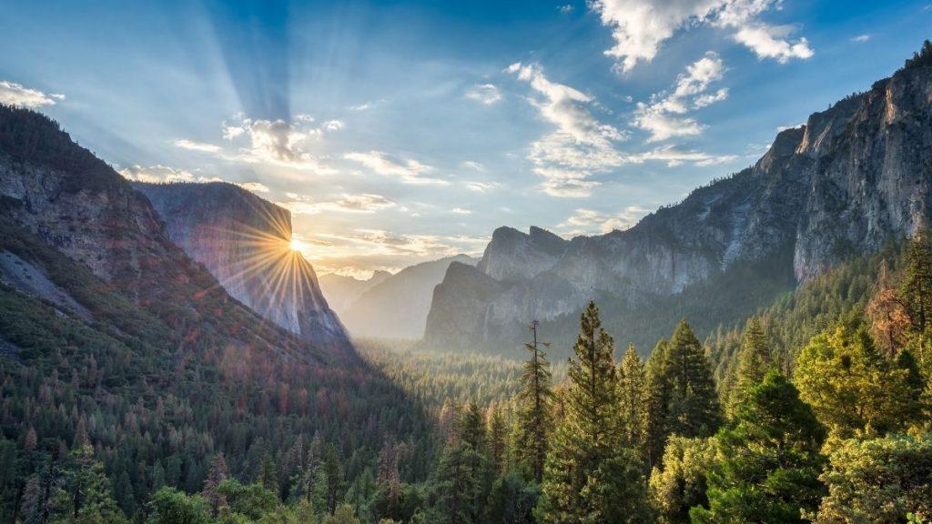 Yosemite Instagram captions