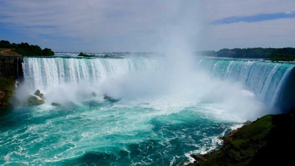 Niagara Falls Instagram Captions
