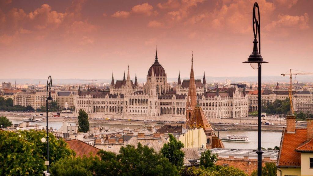 Budapest Instagram captions