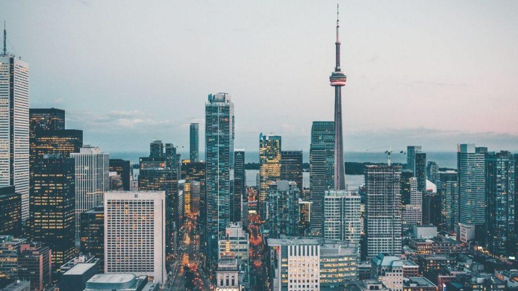 Toronto Instagram captions