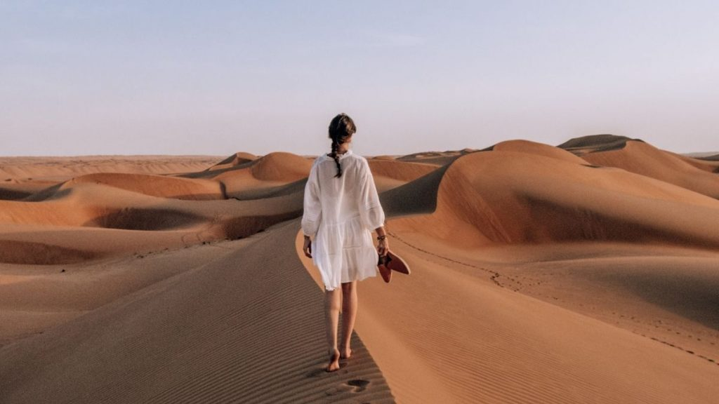Desert Instagram captions
