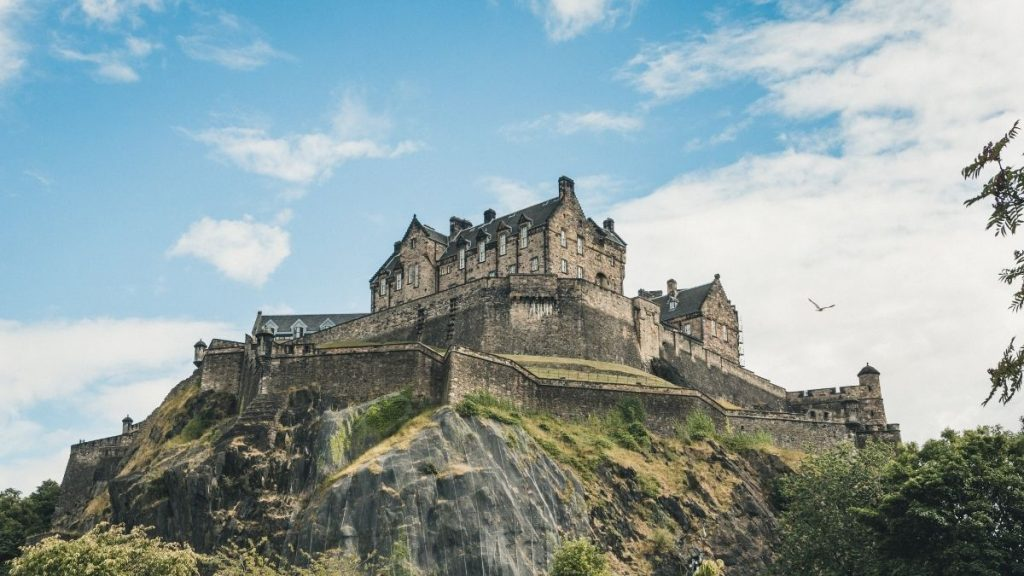 Edinburgh Instagram captions