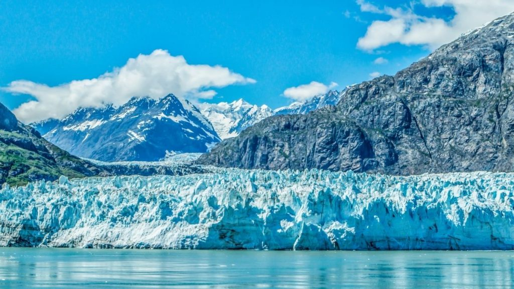 Best glacier Instagram captions