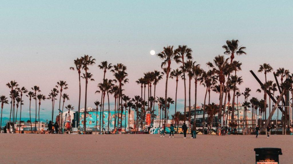 Santa Monica Instagram captions
