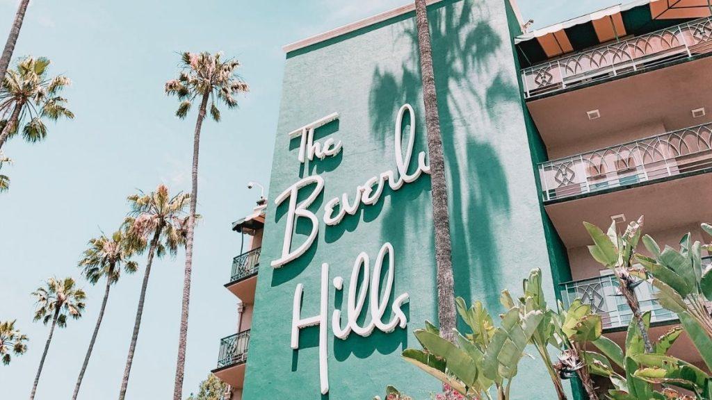 Beverly Hills Instagram captions