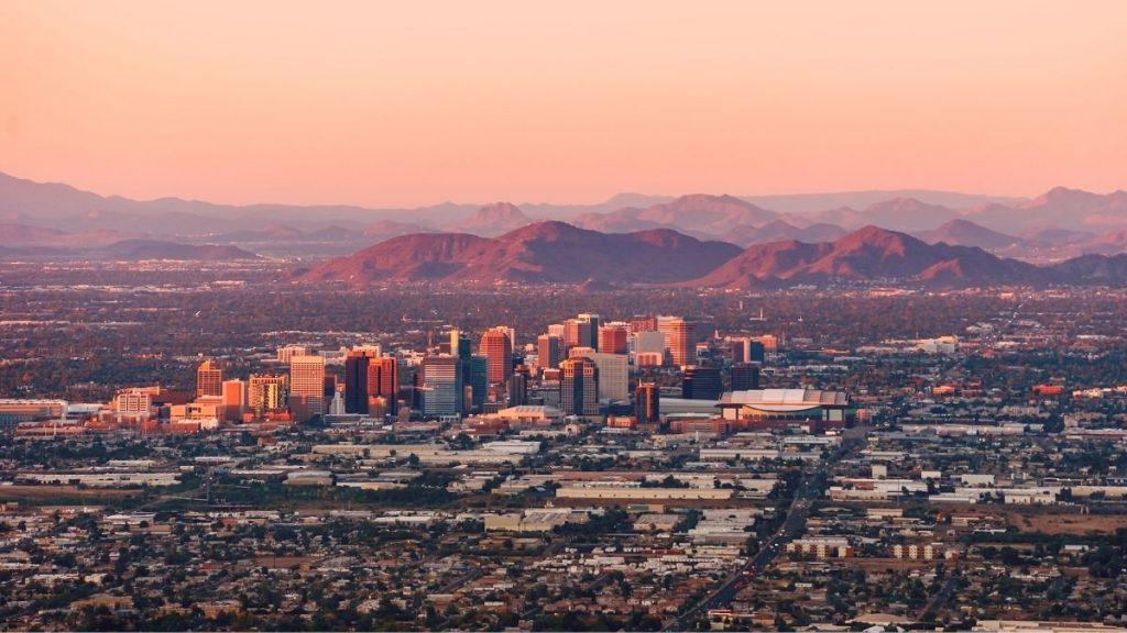 Phoenix Arizona Instagram captions